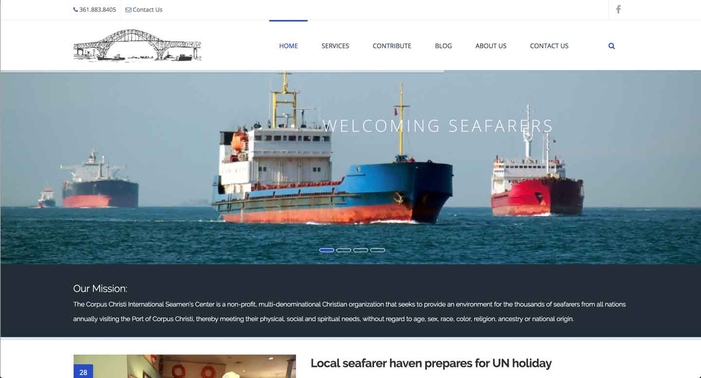 Thumbnail for Corpus Christi International Seamen's Center